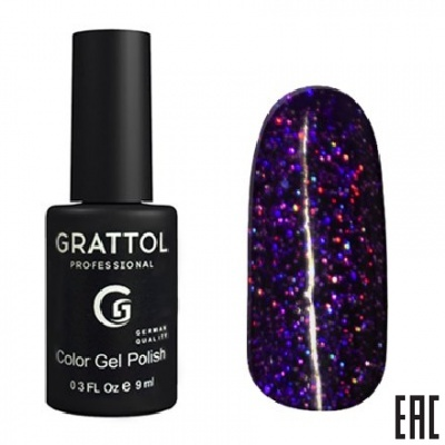 Grattol Color Gel Polish Diamond DM05