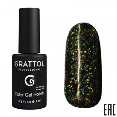 Grattol Color Gel Polish Diamond DM07