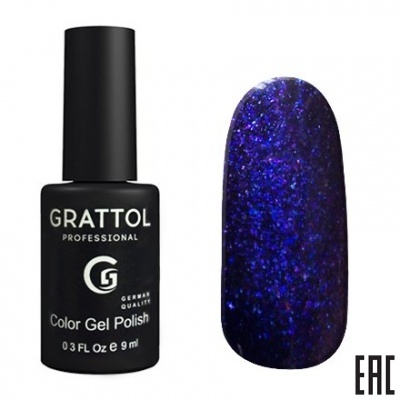 Grattol Color Gel Polish Galaxy Ocean