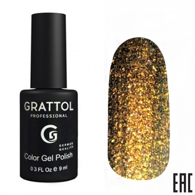 Grattol Color Gel Polish Mirage 06
