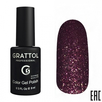 Grattol Color Gel Polish OS Оpal 10