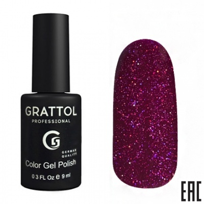 Grattol Color Gel Polish OS Оpal 08