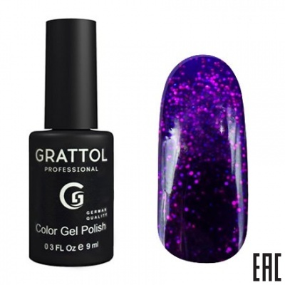 Grattol Color Gel Polish Amethyst AM02
