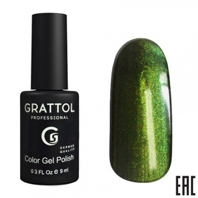 Grattol Color Gel Polish Galaxy Jungle