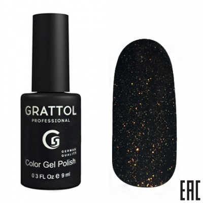 Grattol Color Gel Polish OS Оpal 11