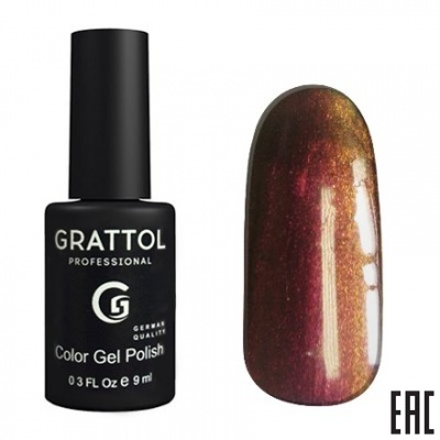 Grattol Color Gel Polish Galaxy Tourmaline