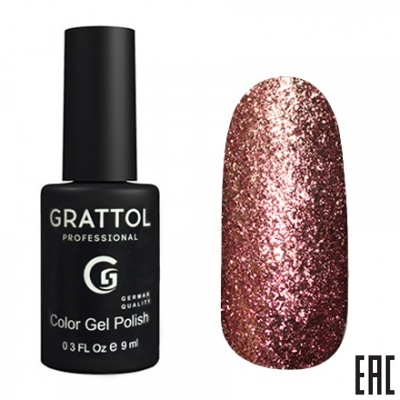 Grattol Color Gel Polish Vegas 12