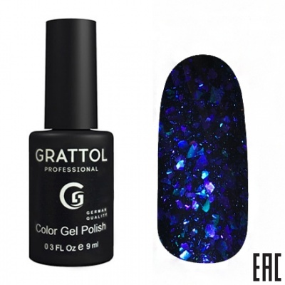 Grattol Color Gel Polish Mirage 01