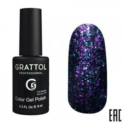 Grattol Color Gel Polish Mirage 10