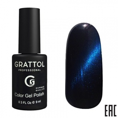 Grattol Color Gel Polish Crystal Blue