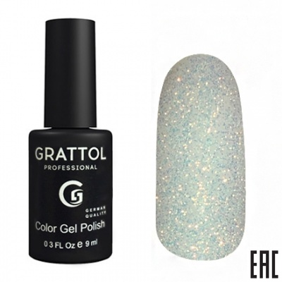 Grattol Color Gel Polish OS Оpal 01