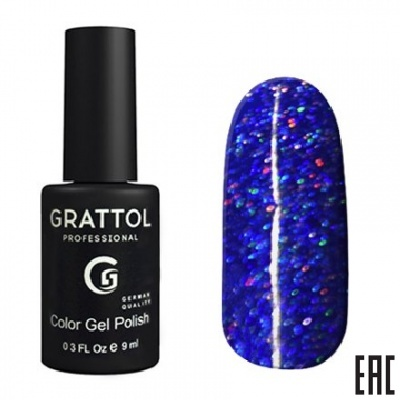 Grattol Color Gel Polish Diamond DM03
