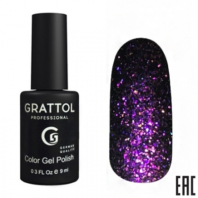 Grattol Color Gel Polish Mirage 05