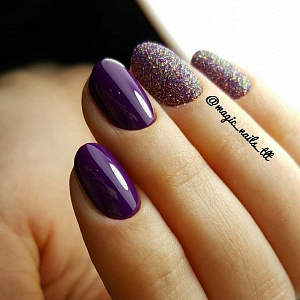 GTC054 Dark Purple